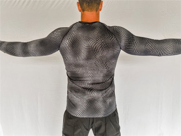 Spartan Stealth Longsleeve Compression