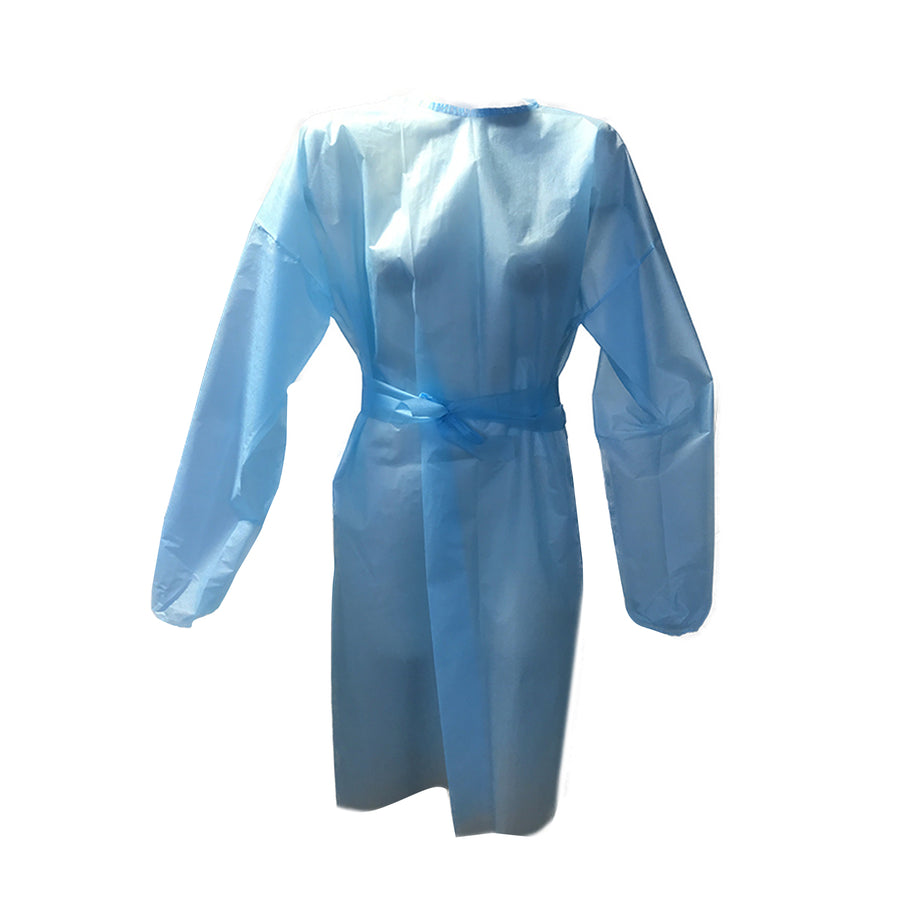 image of Disposable Isolation Gown AAMI Level 2