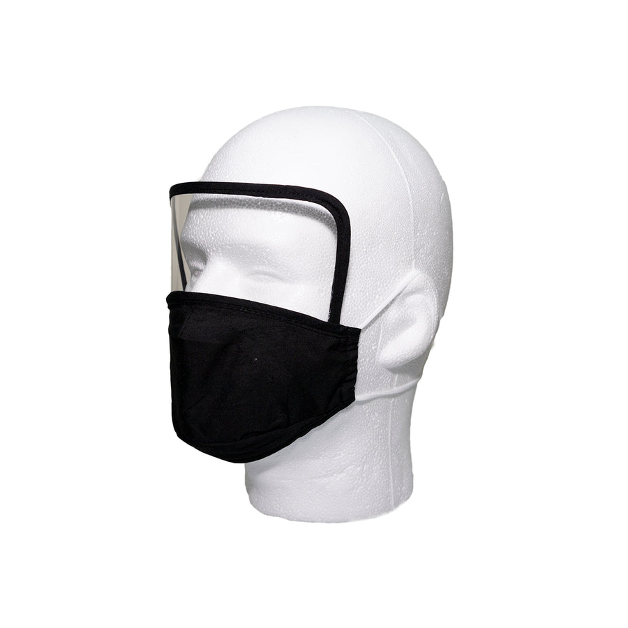 Children Face Mask W/Face Shield