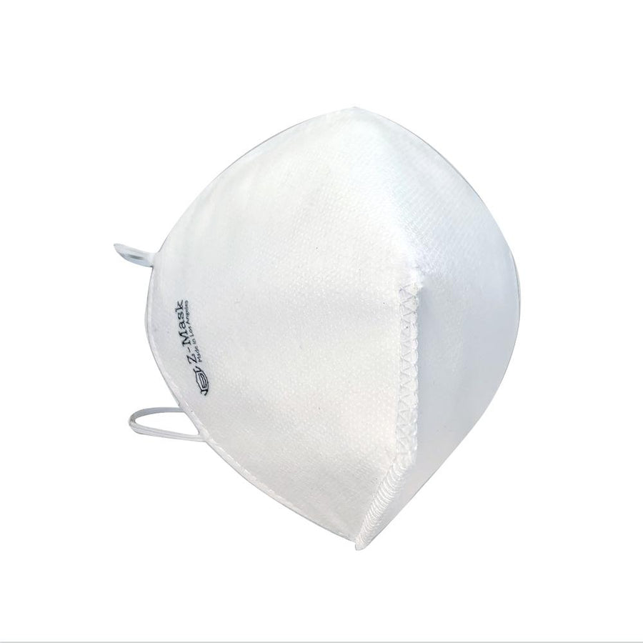 Image of high protection face mask made out of polypropylene material