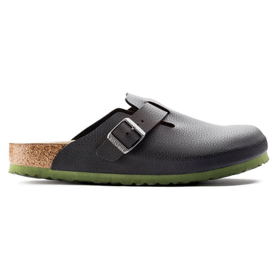 BIRKENSTOCK BOSTON PELLE NERO