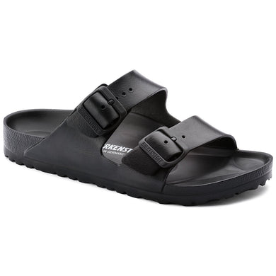 BIRKENSTOCK ARIZONA GOMMA BLACK - NERO