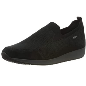 ARA SLIP-ON NERO GORE-TEX