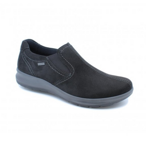 DONNA SLIP-ON CAMOSCIO GORE-TEX