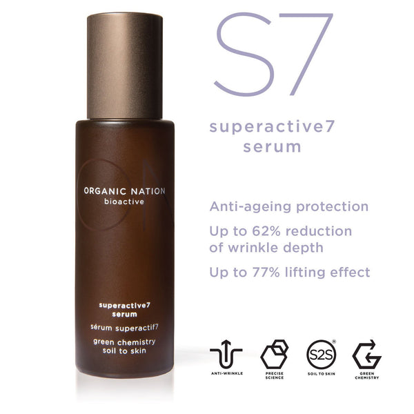 Superactive7 Anti-Ageing Serum