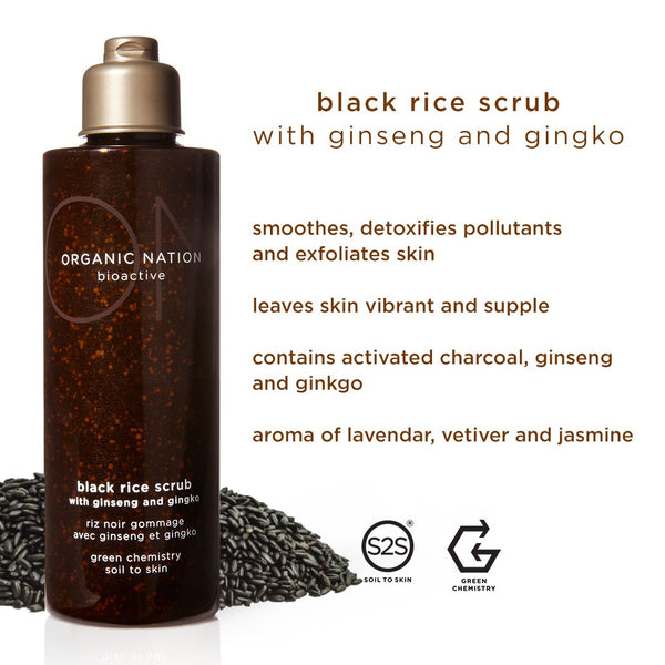 BLACK RICE SCRUB