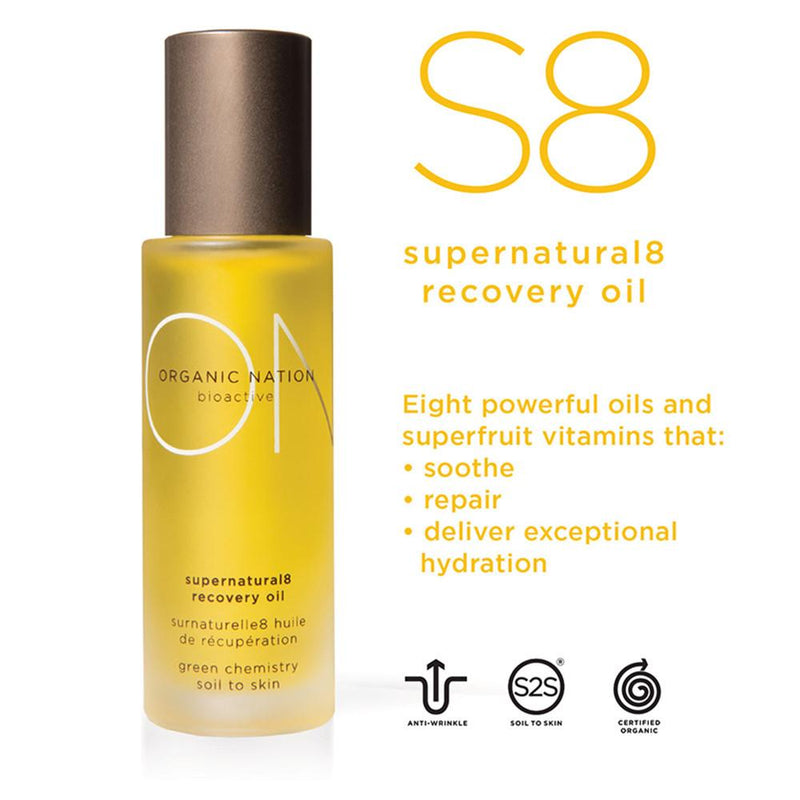 ANTI-AGEING SUPERNATURAL8 RECOVERY OIL