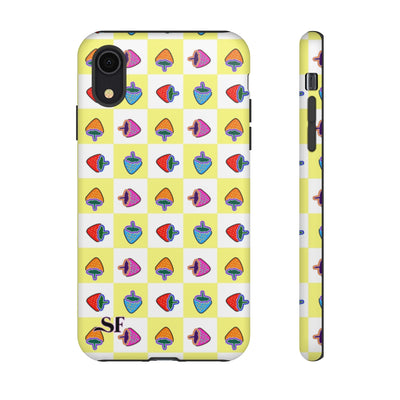 Yellow Berry Shock Case