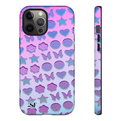 Pretty Stickers Shock Case