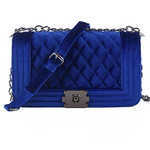 Load image into Gallery viewer, BLUE HANDBAG FOR WOMEN