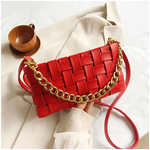 Load image into Gallery viewer, RED HANDBAG FOR WOMEN