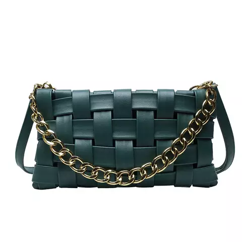 GREEN HANDBAG FOR WOMEN