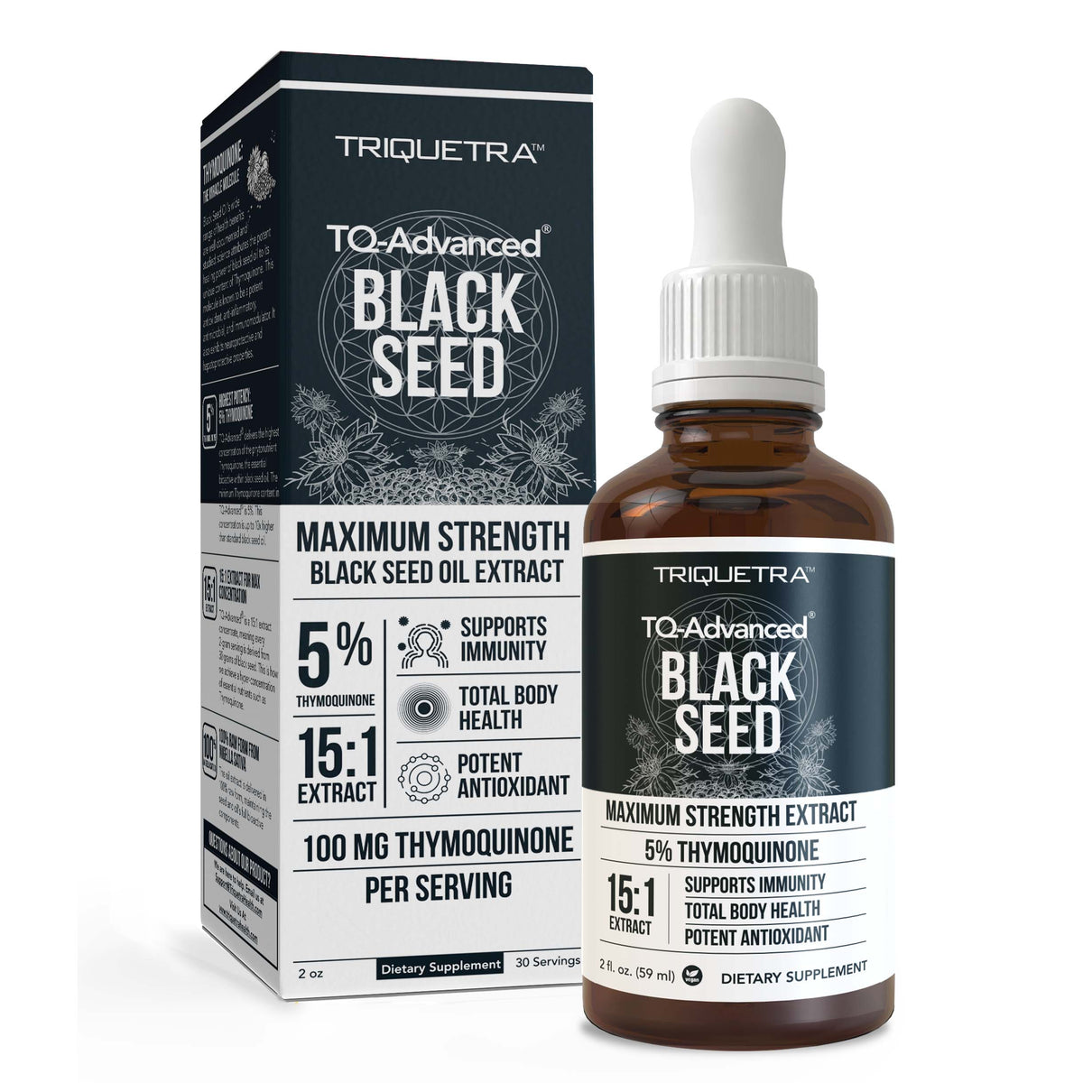 TQ-Advanced Black Seed Oil