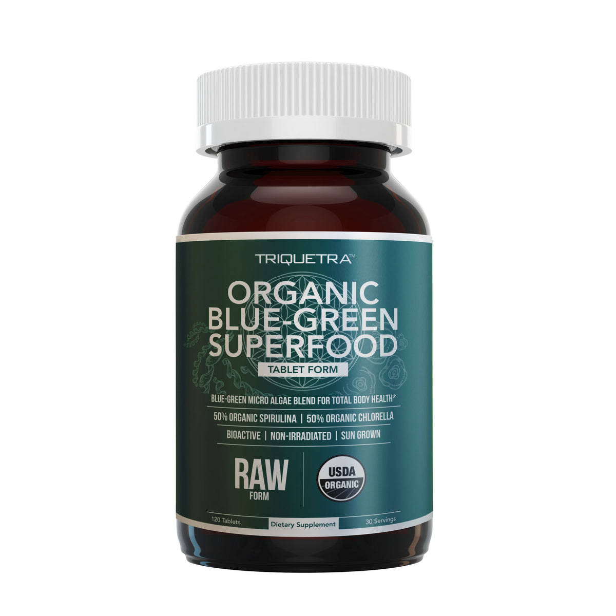 Organic Blue-Green Superfood