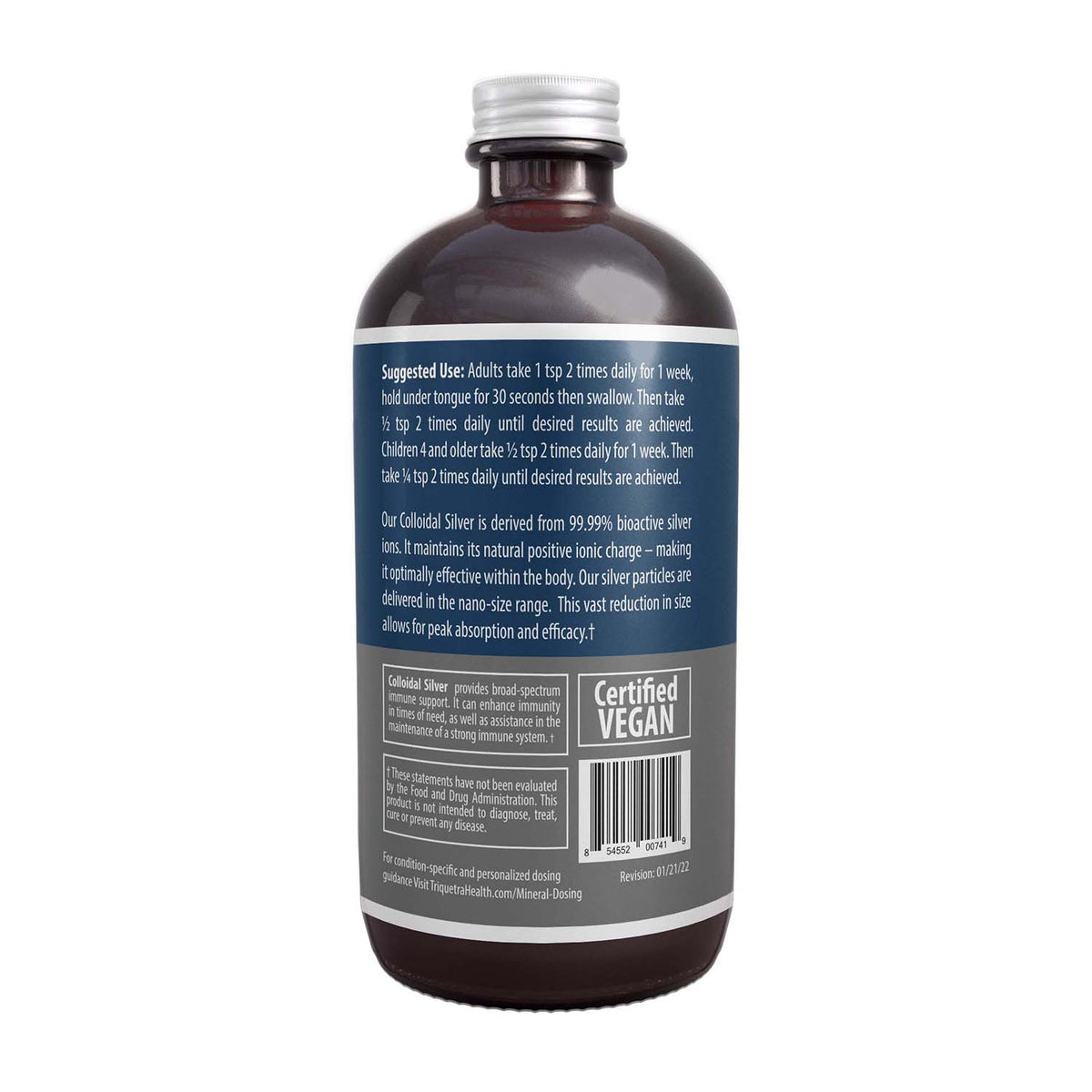 Colloidal Silver Liquid Supplement
