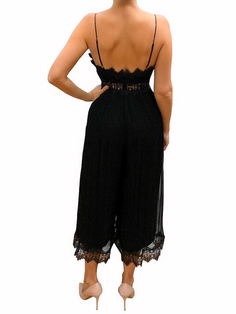 Tropicale Crinkle Jumpsuit