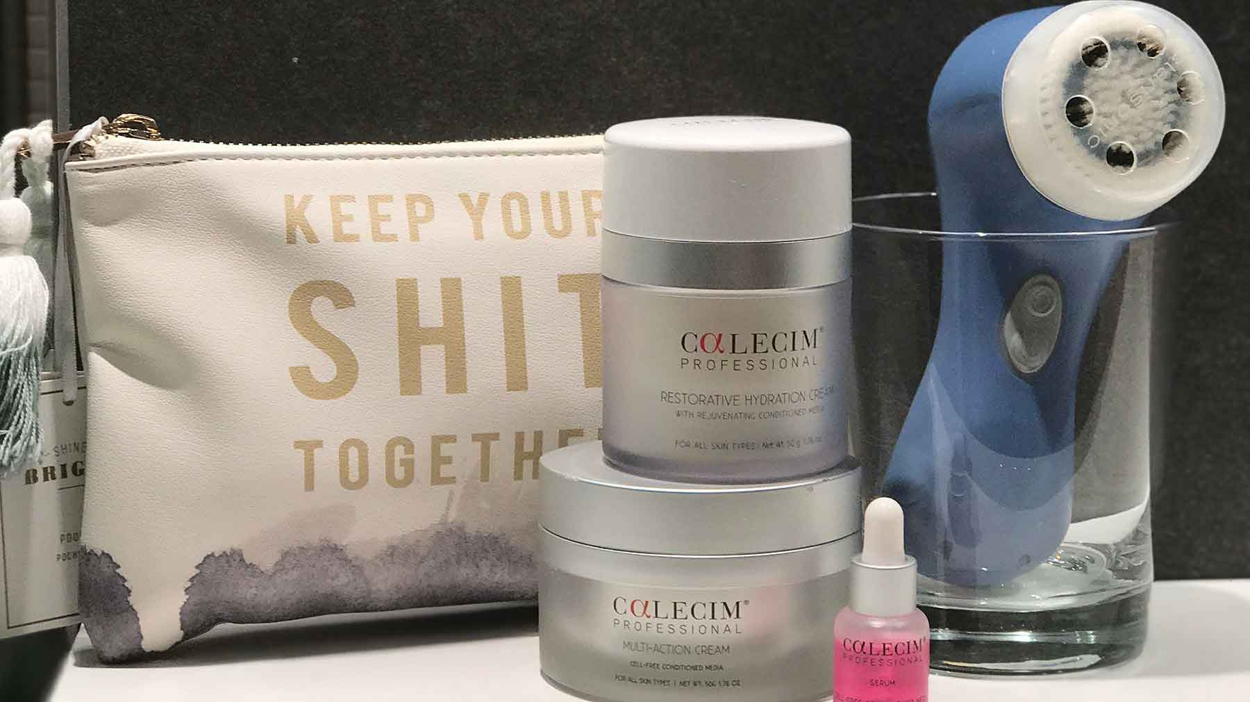 How and Why to Prep Your Skin before Applying CALECIM® Professional Skincare