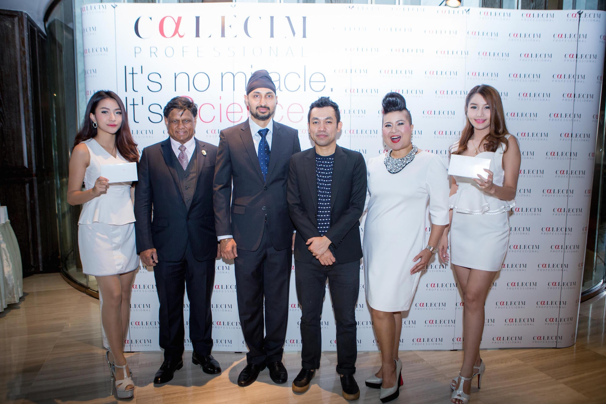 CALECIM© Professional World Tour Launches in the East