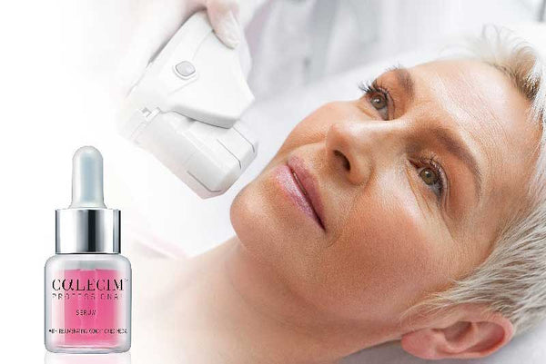 Red Deer Umbilical Cord-Derived Stem Cell Conditioned Media Combined With Ablative Resurfacing of the Face