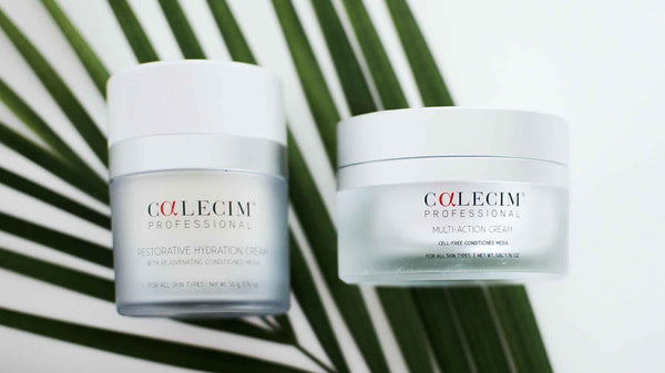 CALECIM® Professional: Power up your At-home Regimen with Stem Cell Therapy for Skin