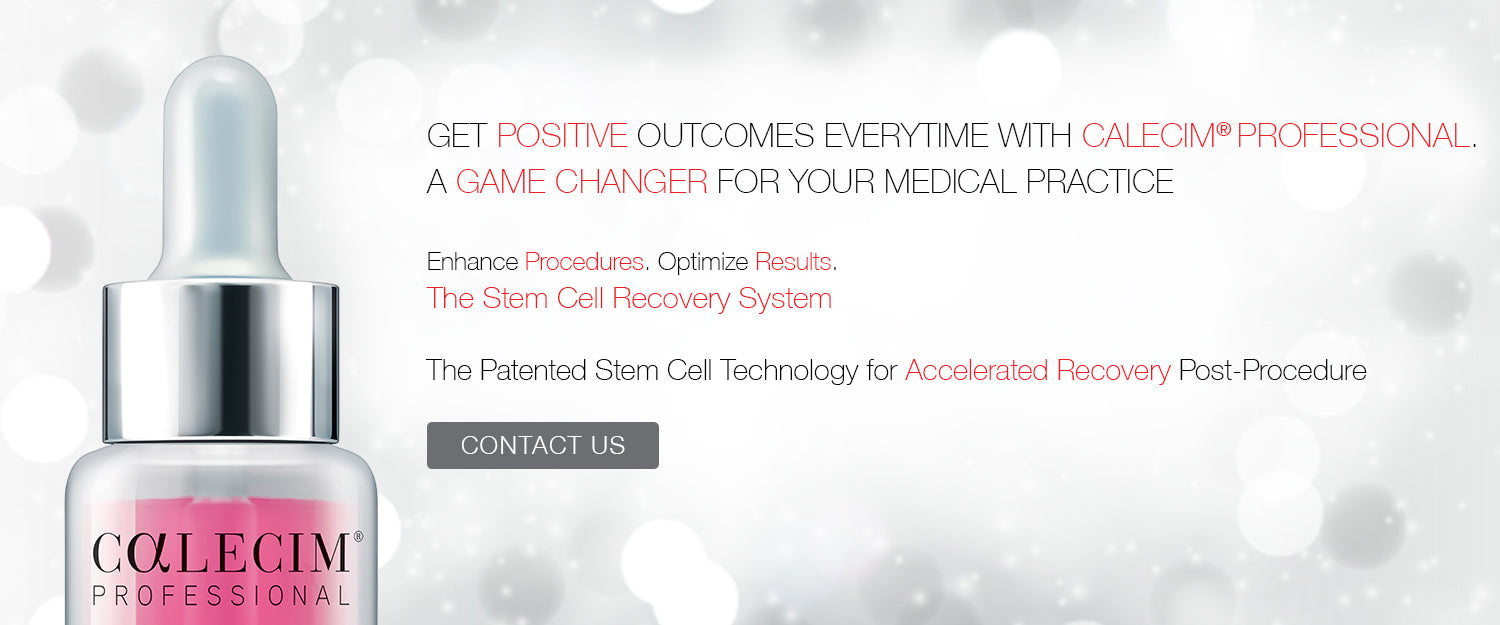 Get Positive Outcomes Everytime with CALECIM® Professional - A Game Changer For Your Medical Practice
