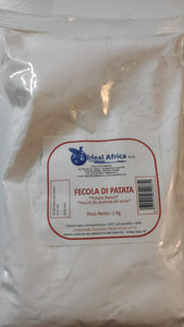 ideal africa fecola di patate