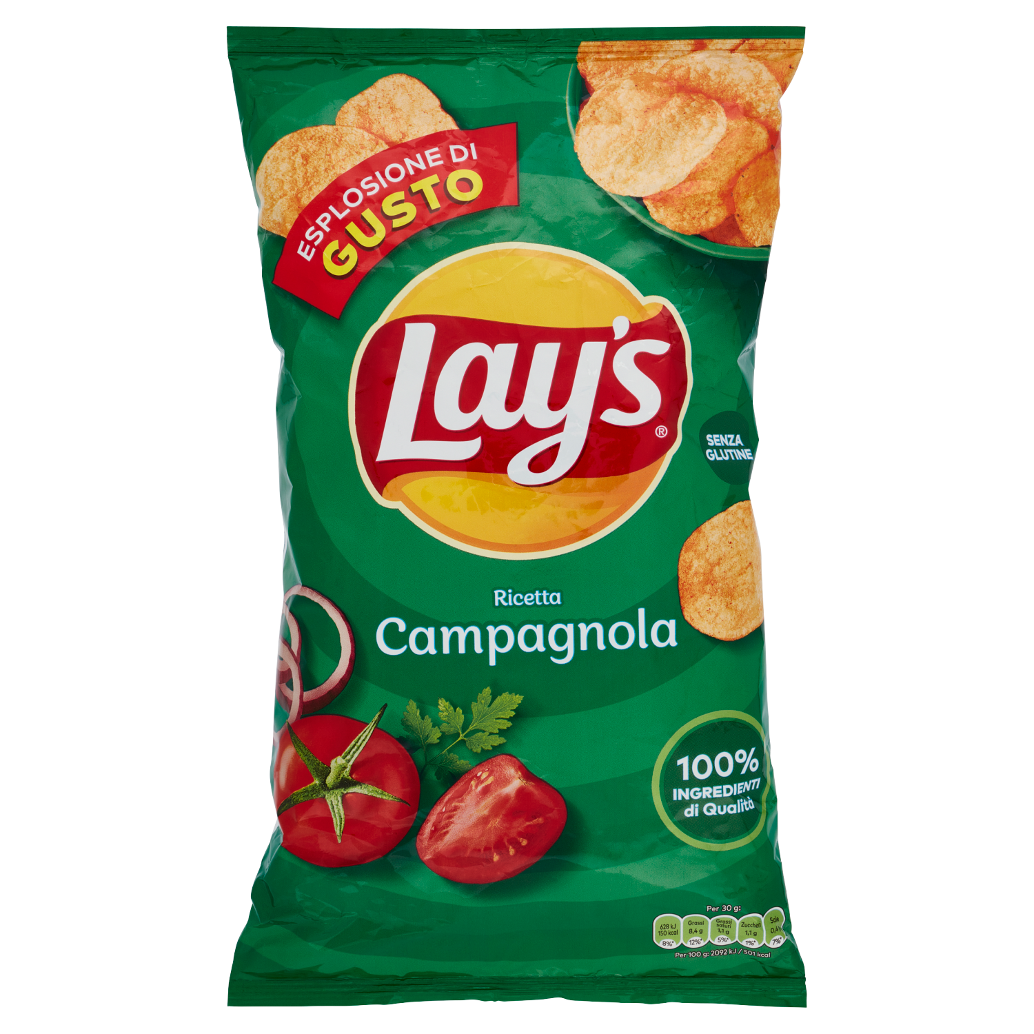 LAY'S CAMPAGNOLE