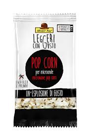 mister nut pop corn per microonde