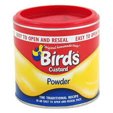 Bird's original custard