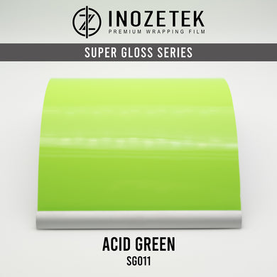 Super Gloss Acid Green - Inozetek USA