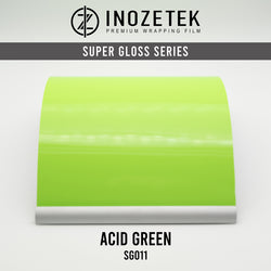 Super Gloss Acid Green