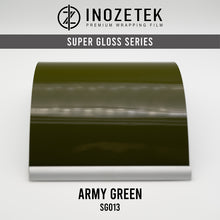Super Gloss Army Green - Inozetek USA