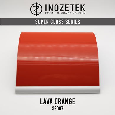 Super Gloss Lava Orange - Inozetek USA