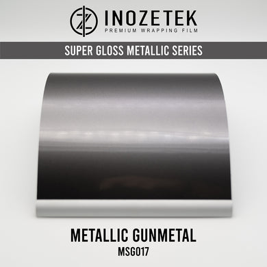 Supergloss Metallic Gunmetal - Inozetek USA