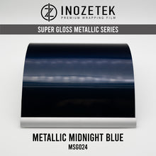 Supergloss Metallic Midnight Blue - Inozetek USA