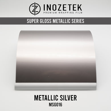 Supergloss Metallic Silver - Inozetek USA