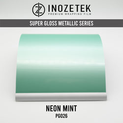 Super Gloss Pearl Neon Mint
