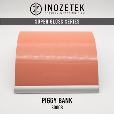 Super Gloss Piggy Bank - Inozetek USA