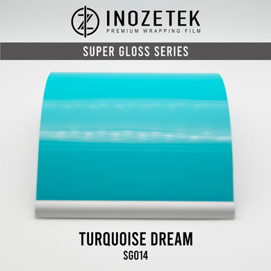 Super Gloss Turquoise Dream - Inozetek USA