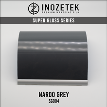 Supergloss Nardo Grey - Inozetek USA