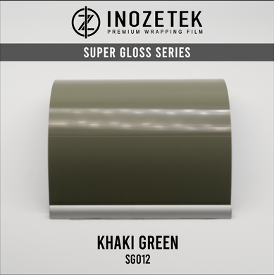 Super Gloss Khaki Green - Inozetek USA