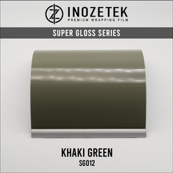Super Gloss Khaki Green