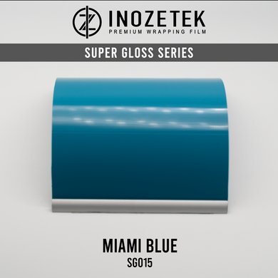 Super Gloss Miami Blue - Inozetek USA
