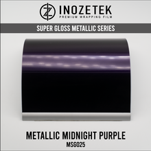 Supergloss Metallic Midnight Purple - Inozetek USA