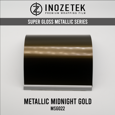 Supergloss Metallic Midnight Gold - Inozetek USA