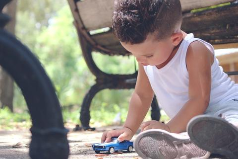 Developmental Skills while Playing With Cars