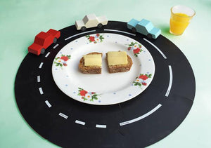 Waytoplay extension set curves breakfast road
