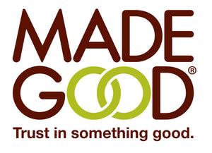 MadeGood stacked logo