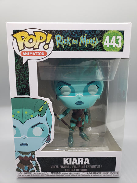Kiara (Rick and Morty) #443