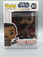 Greef Karga (Star Wars: The Mandalorian) #347